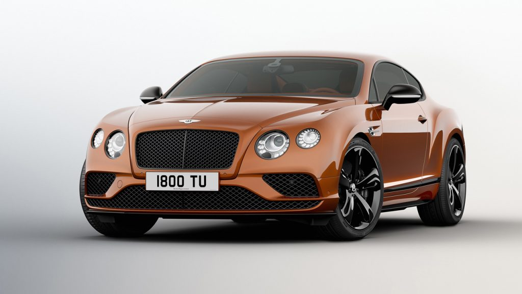 E09_Bentley Continental GT Speed Black Edition