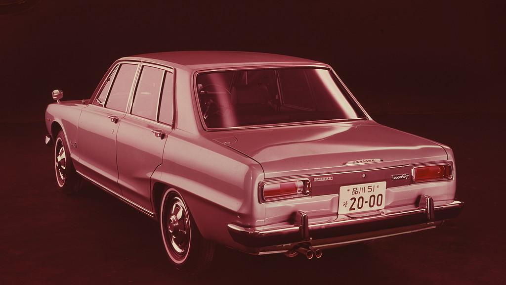日産「スカイライン」の60年、全モデルを写真で振り返る① - SP01880025-source
