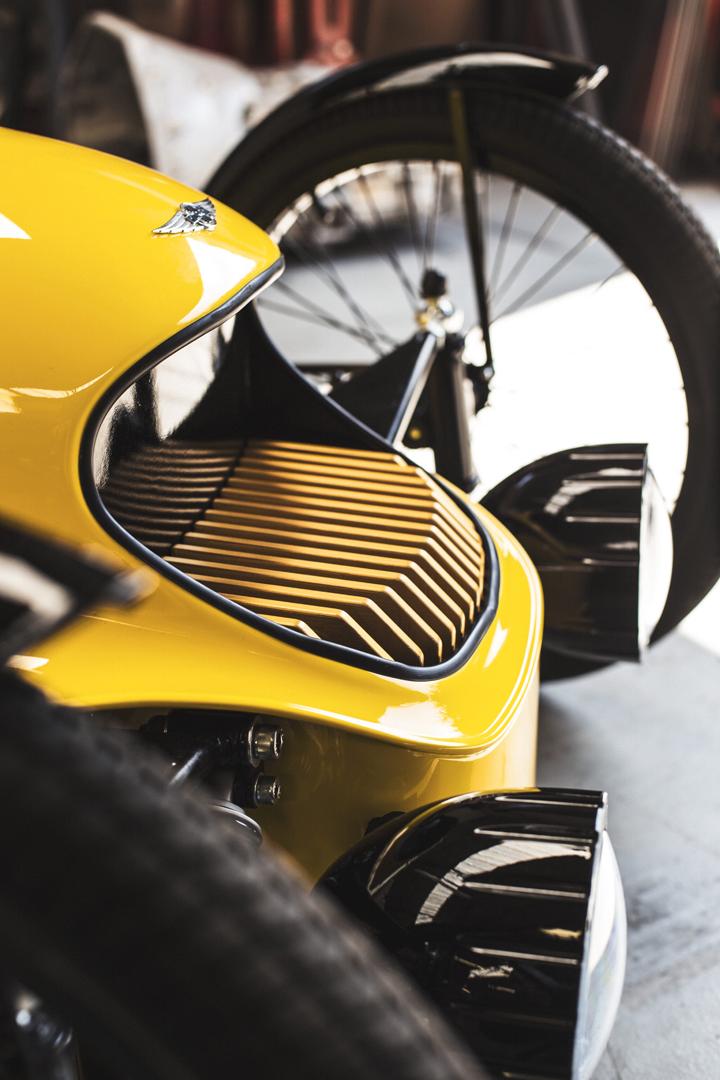 モーガン「EV3ジュニア」はカーボン製ボディ&木製ダッシュボードの超本格派 - ev3-junior-5-min