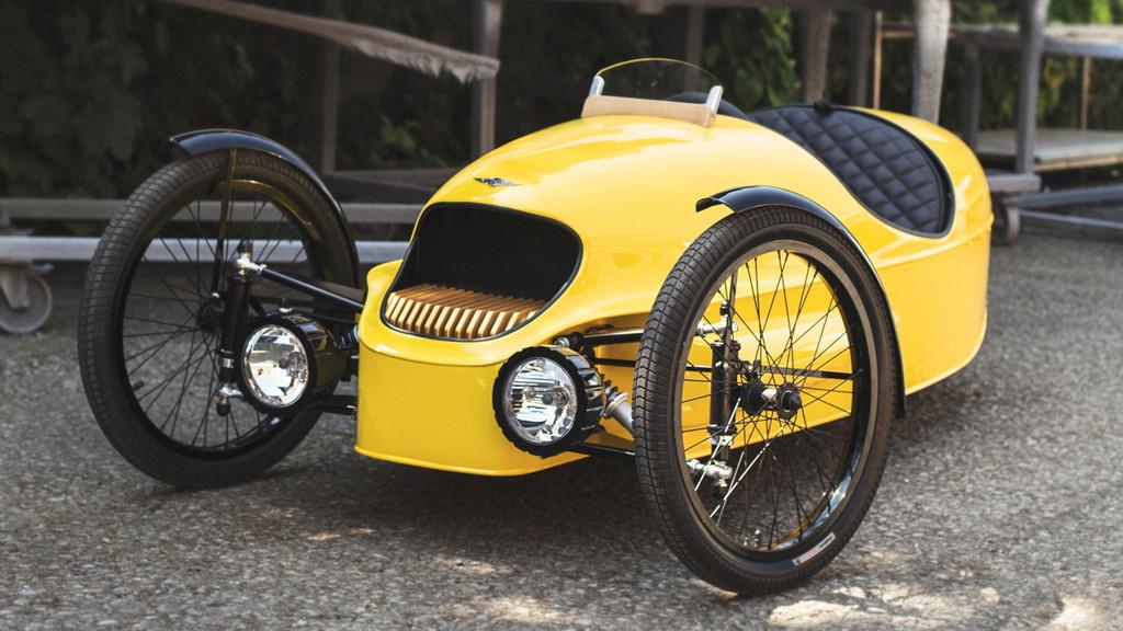 モーガン「EV3ジュニア」はカーボン製ボディ&木製ダッシュボードの超本格派 - ev3-junior-9-min