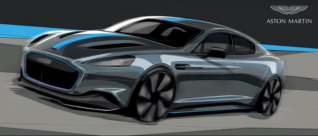 現時点で、EVパワートレインの詳細は公表されていないが、英国のウィリアムズ・アドバンスト・エンジニアリング社と共同開発することは決定済み。