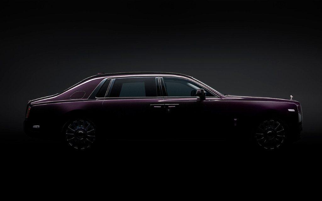 超高級車の代表格が8世代目に、ロールス・ロイスの新型ファントムが登場 -