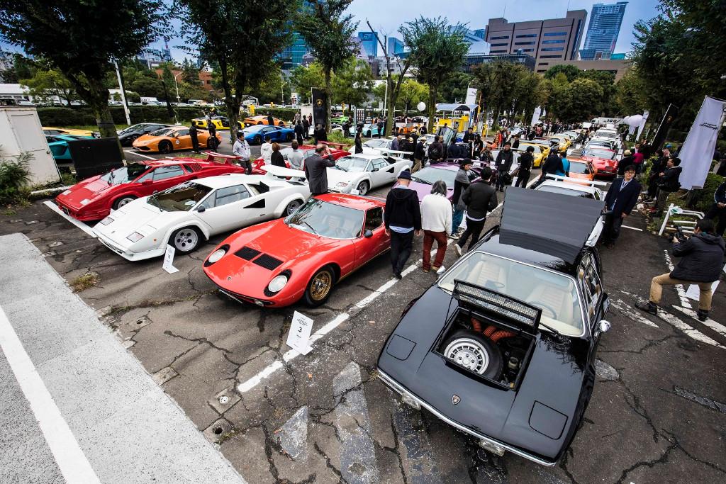 Bosch15 - Lamborghini Day Tokyo 2017