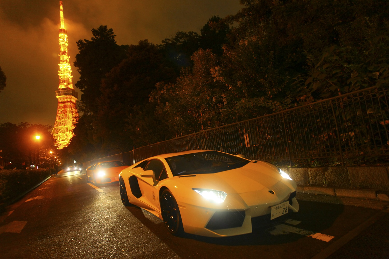 Stelvio_08 - Lamborghini-Day-Tokyo-parade-2